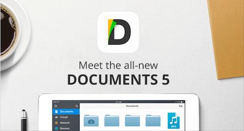 Documents 5 на iPhone