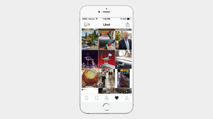 InstaSave IOS для скачивания видео с Инстаграма