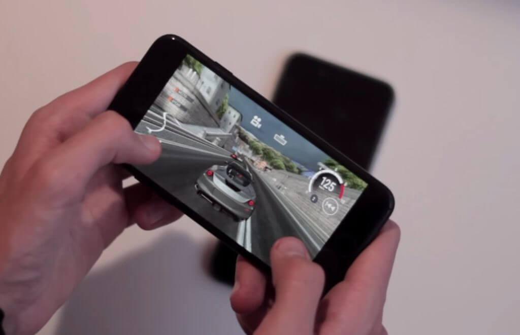 Звук на iPhone 6 и iPhone 7