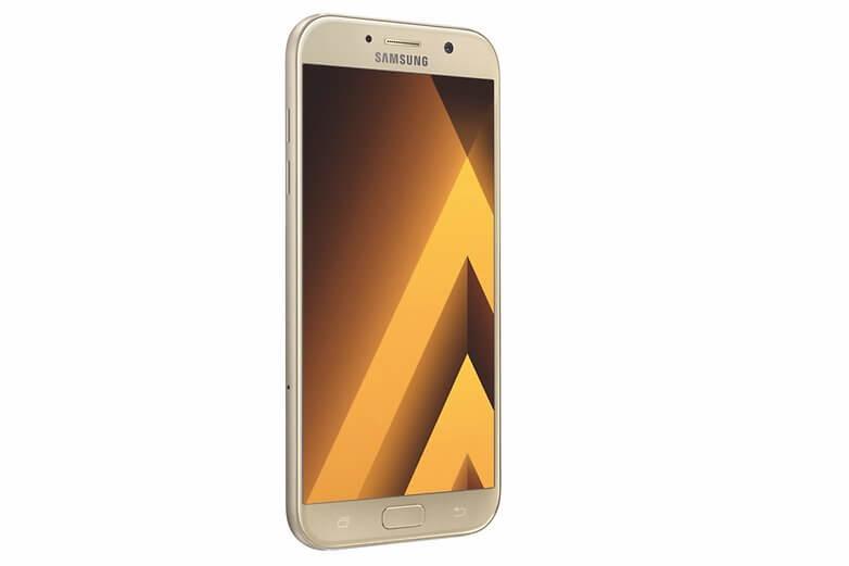 Камера Samsung Galaxy A3 и A5