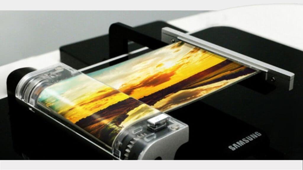 Дисплей Galaxy X