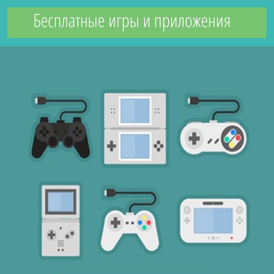 Бесплатные игры и приложения для iPhone, iPad