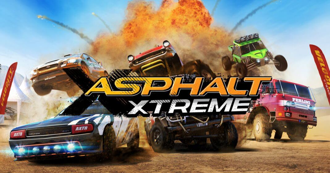 Релиз Asphalt Xtreme от Gameloft
