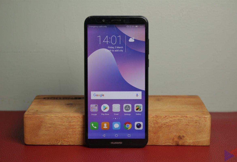 Huawei Nova 2 Lite фото